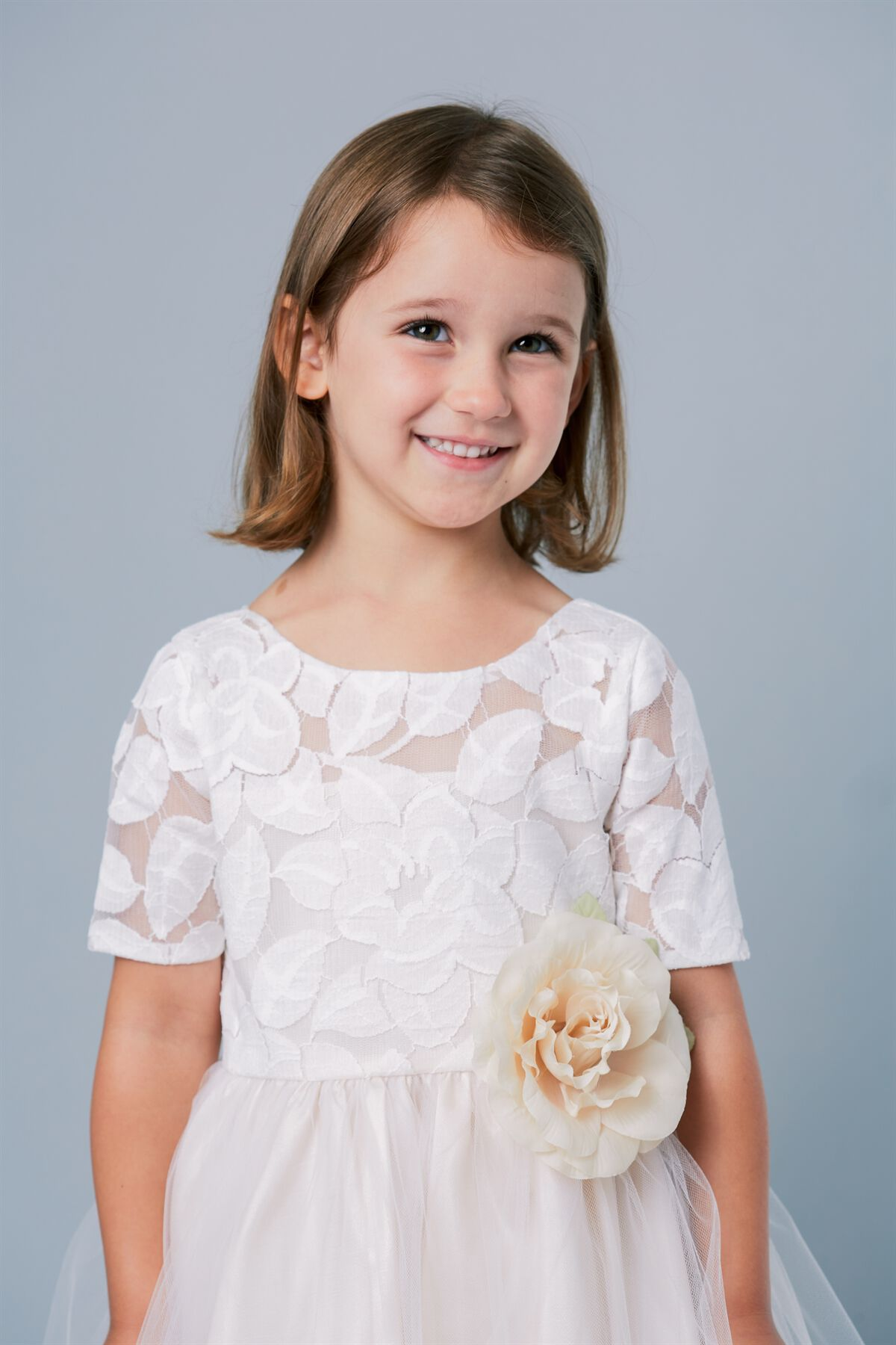 LOVING FLOWERGIRL DRESS