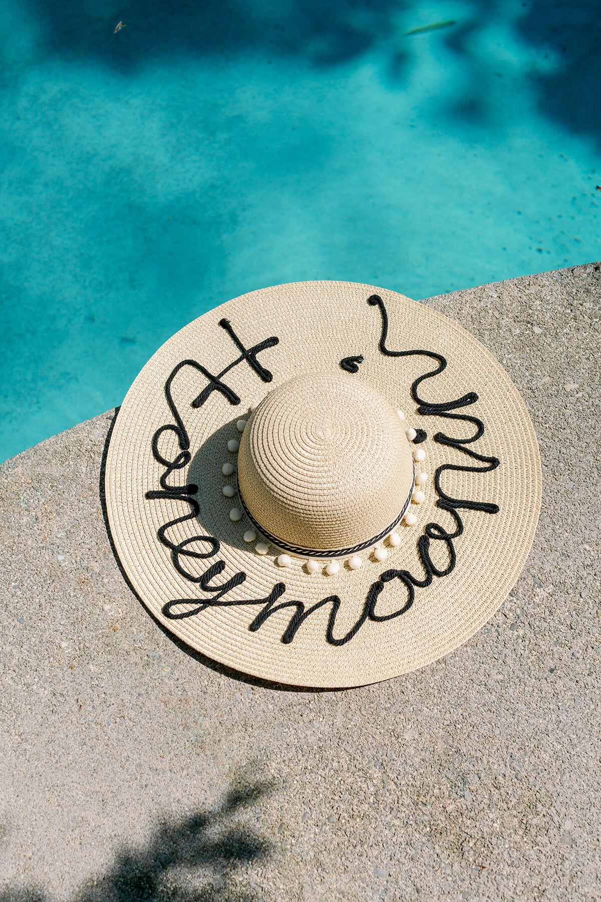 HONEYMOONIN SUN HAT