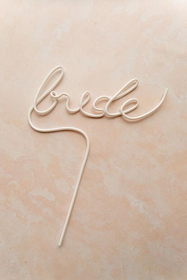 BRIDE STRAW
