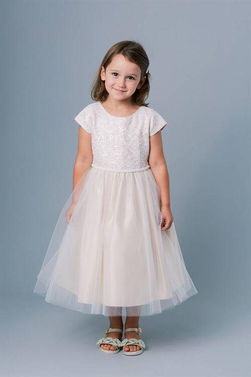 WISHFUL FLOWERGIRL DRESS