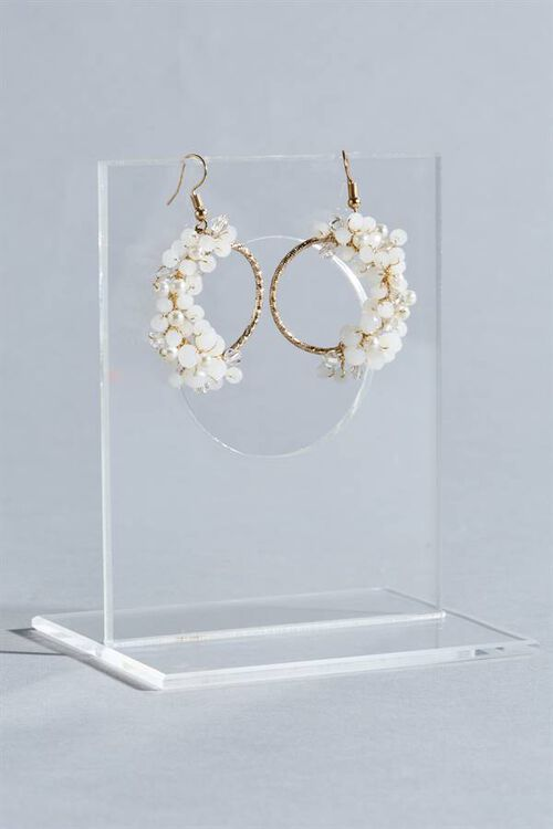 WIRE CIRCLE HOOPS