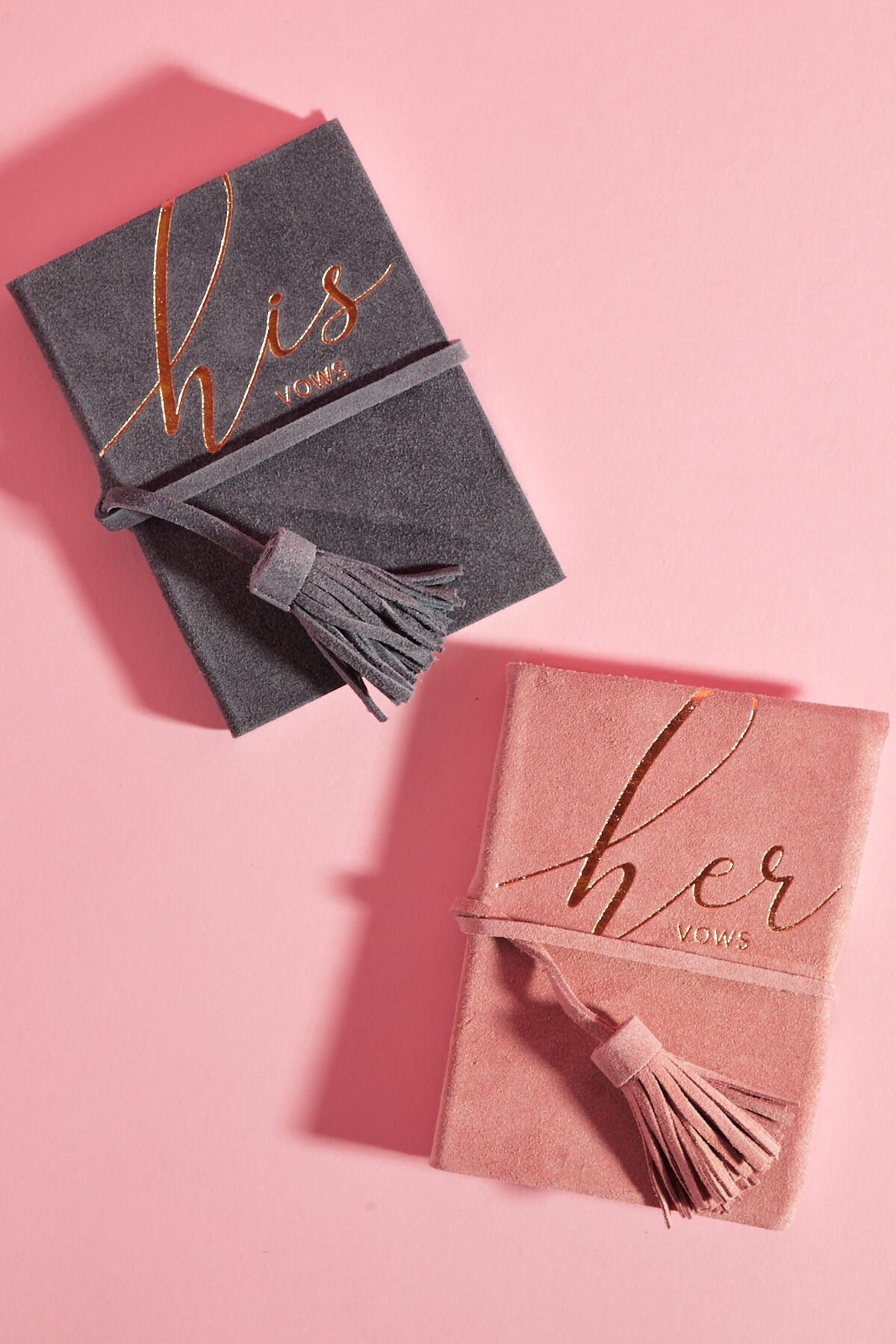 HER VOW BOOK