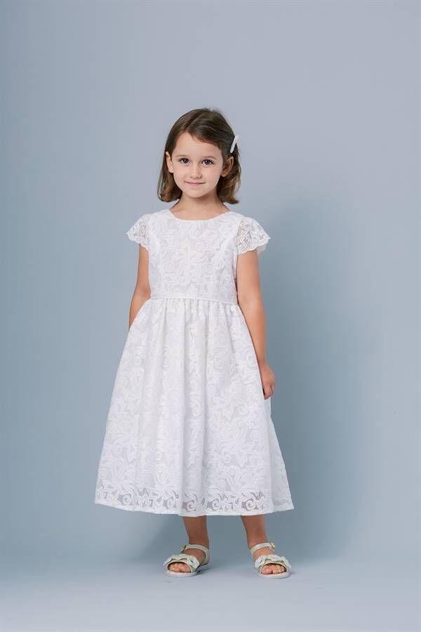 PRIM FLOWERGIRL DRESS