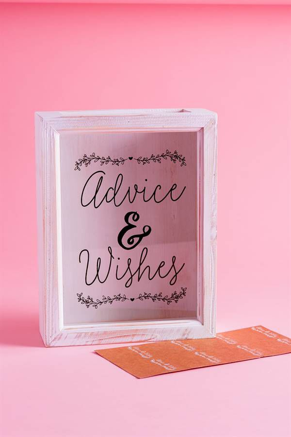 ADVICE AND WISHES BOX