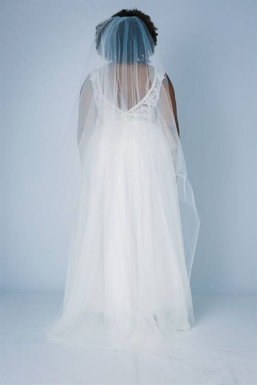 CLASSIC CATHEDRAL VEIL