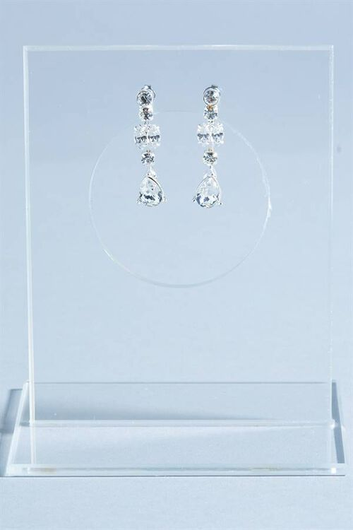 STATEMENT CRYSTAL EARRING