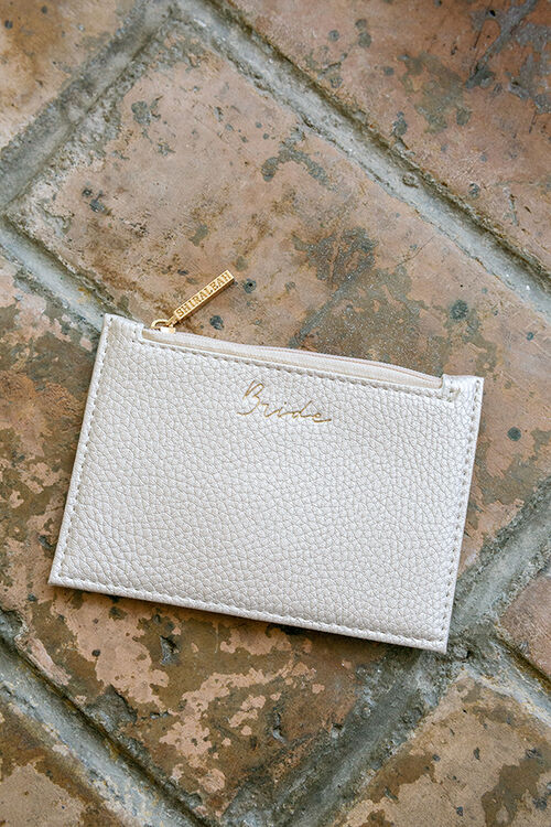 BRIDE CARD WALLET