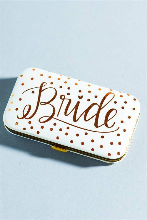 BRIDE MANICURE SET