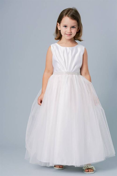 GLIMMER FLOWERGIRL DRESS