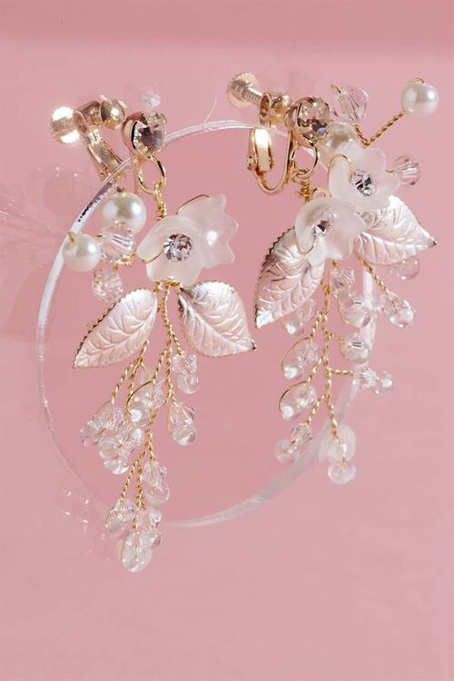 FLORAL WIRE DROPS