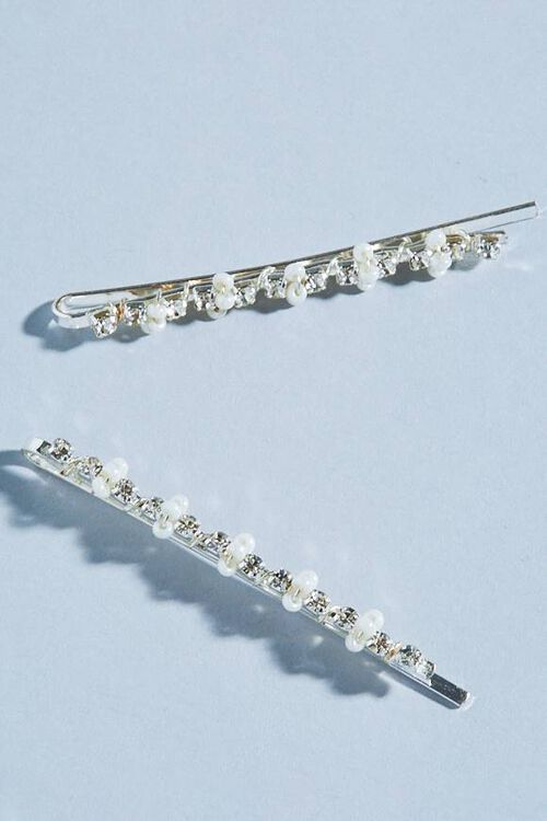 BEADED BOBBY PIN SET