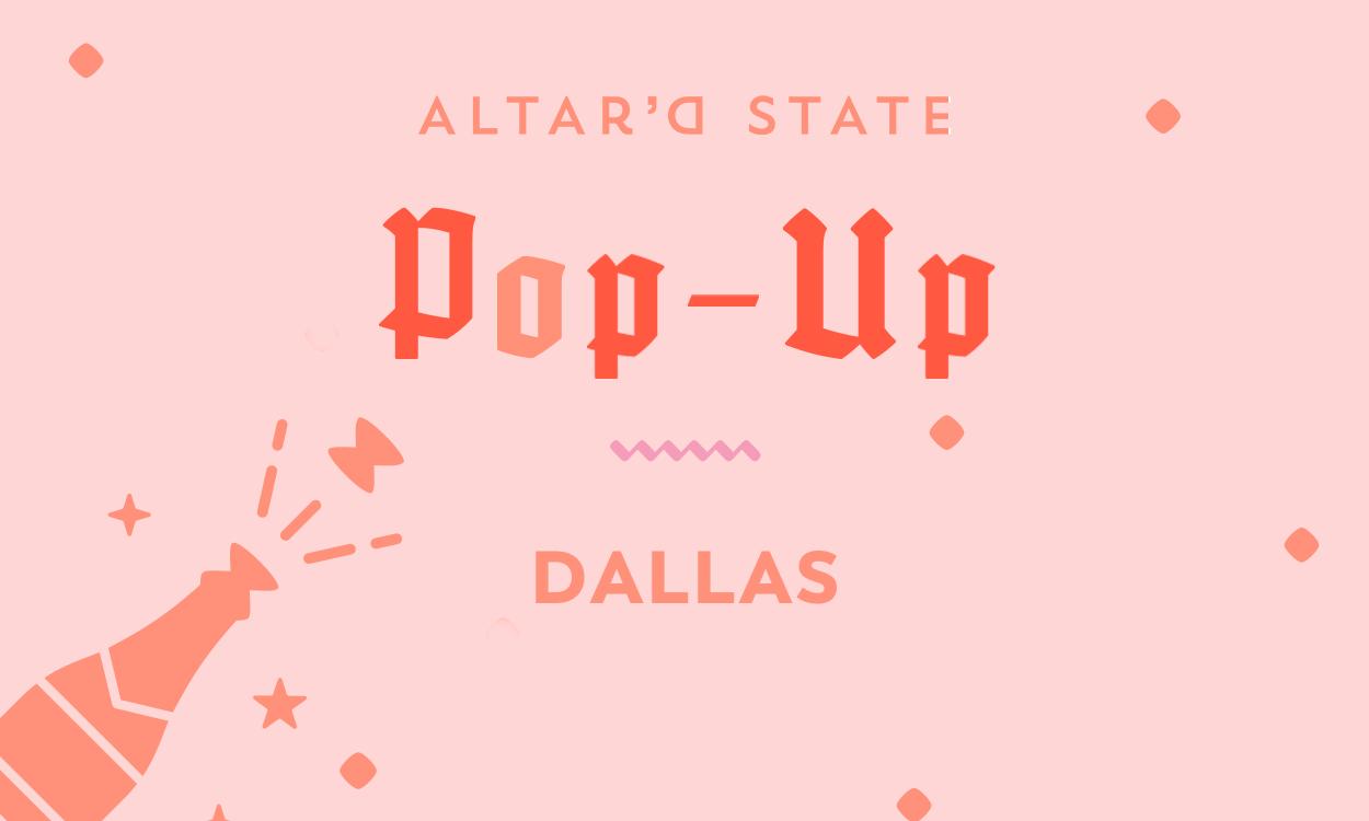 Vow'd Dallas Pop-Up