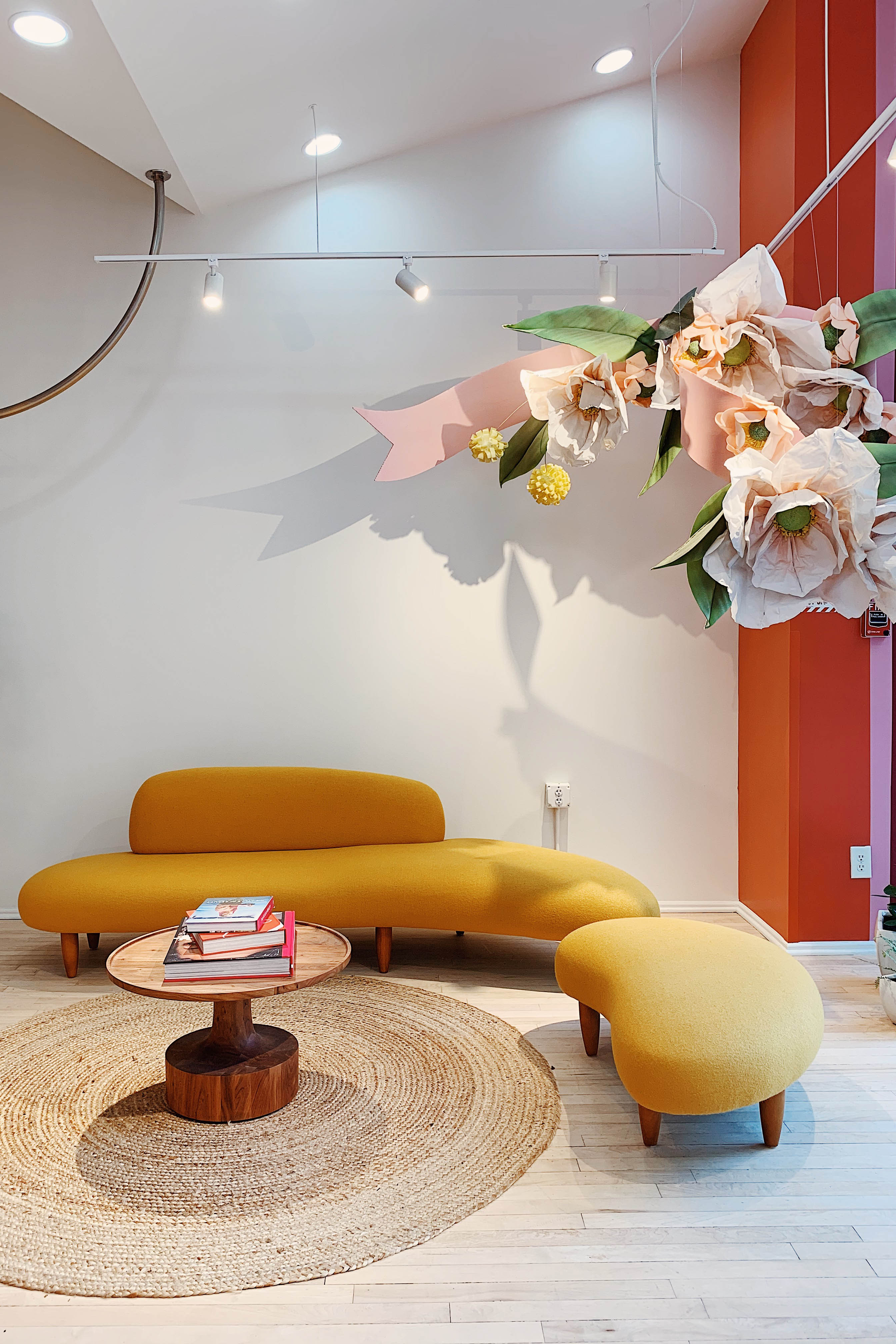 Vow'd Knoxville Store Sitting Area