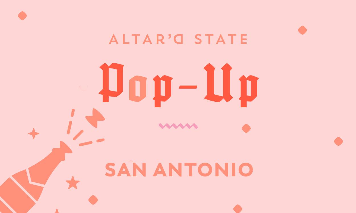 Vow'd San Antonio Pop-Up