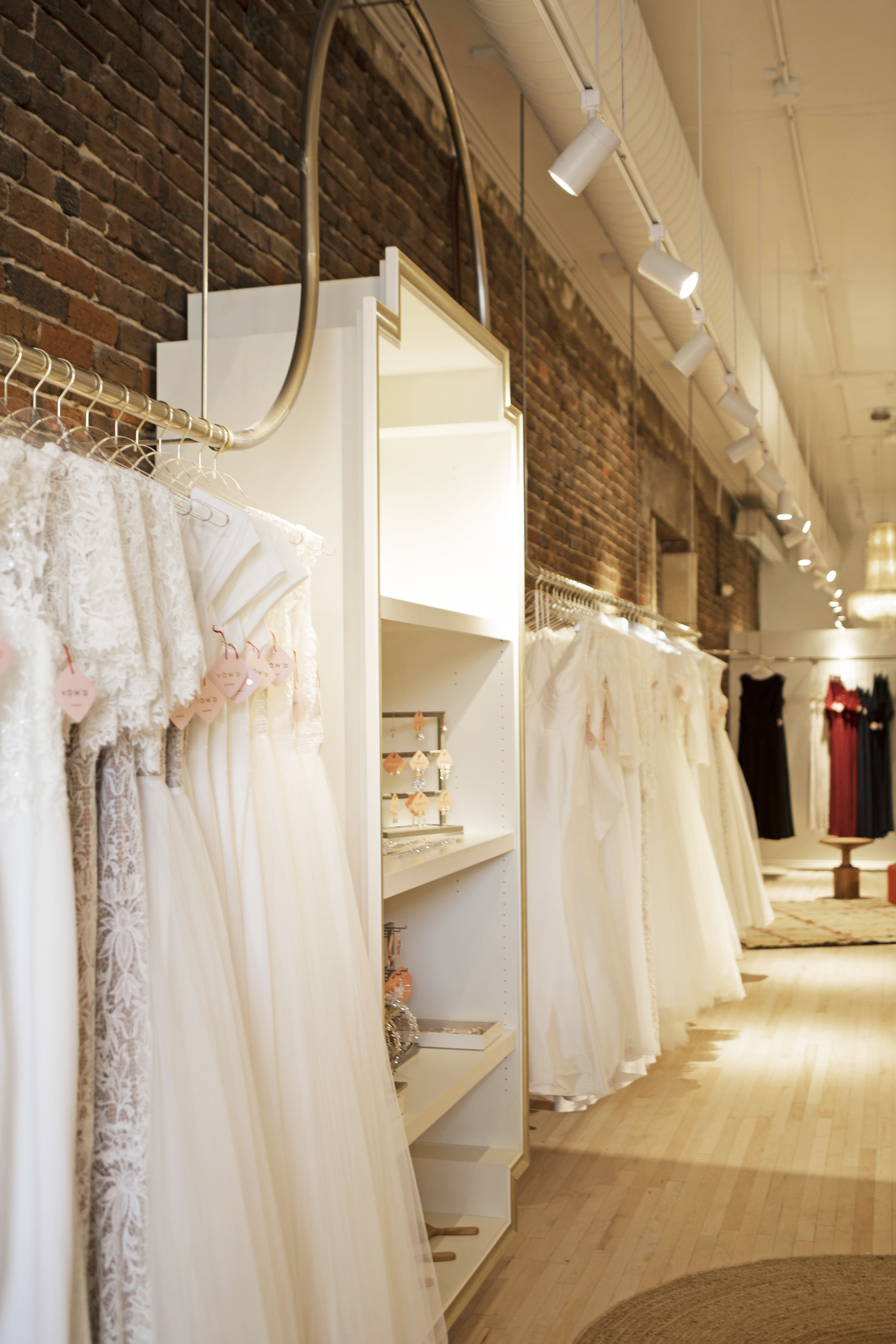 Vow'd Knoxville Store Wedding Dresses