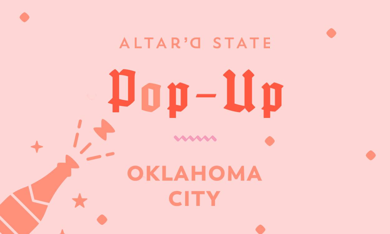 Vow'd Oklahoma CityPop-Up