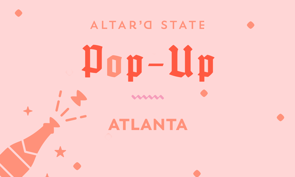 Vow'd Atlanta Pop-Up