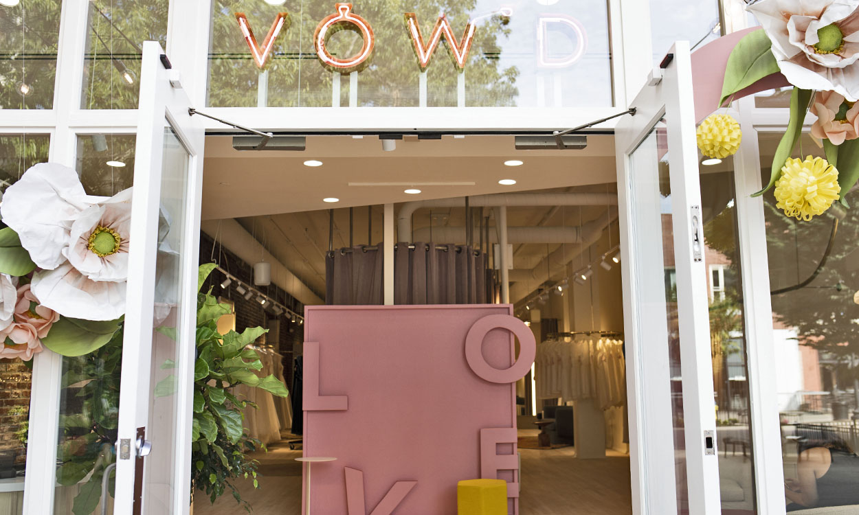 Vow'd Knoxville Store