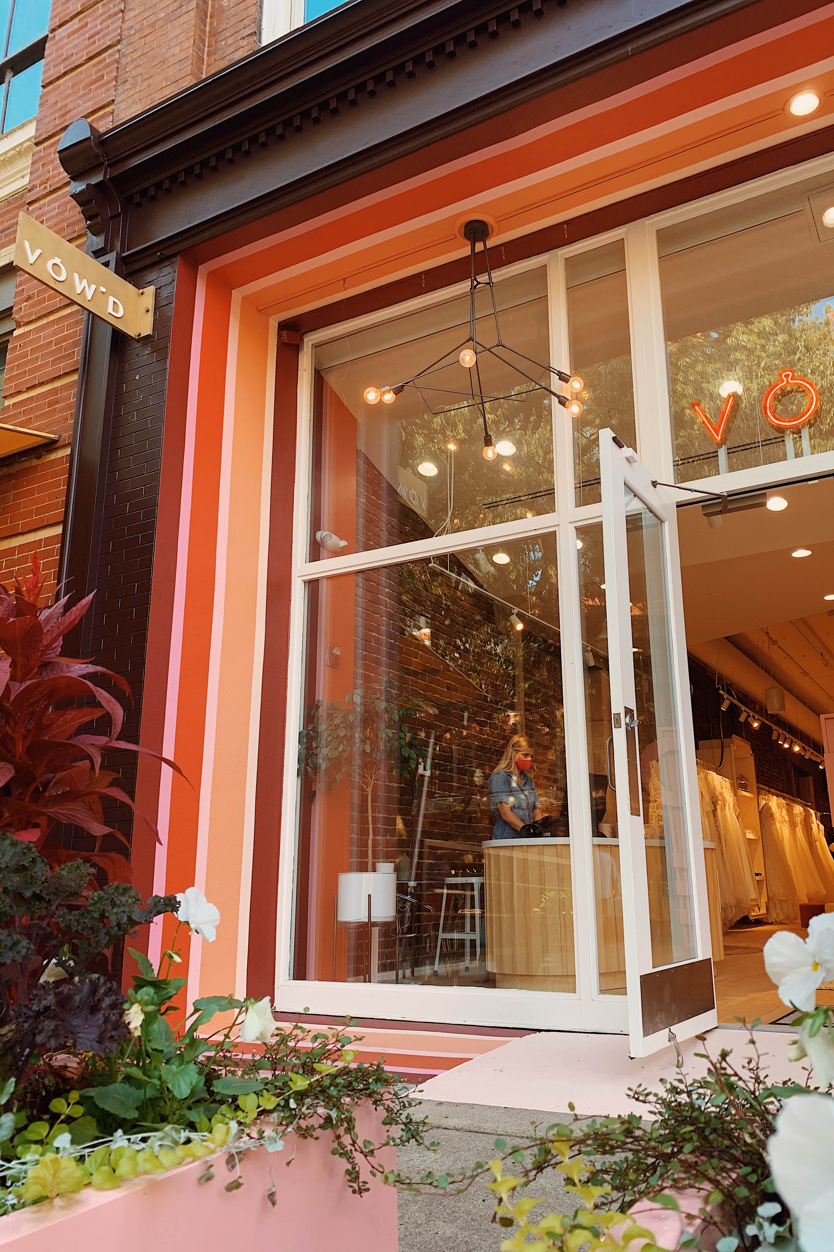 Vow'd Knoxville Store Storefront