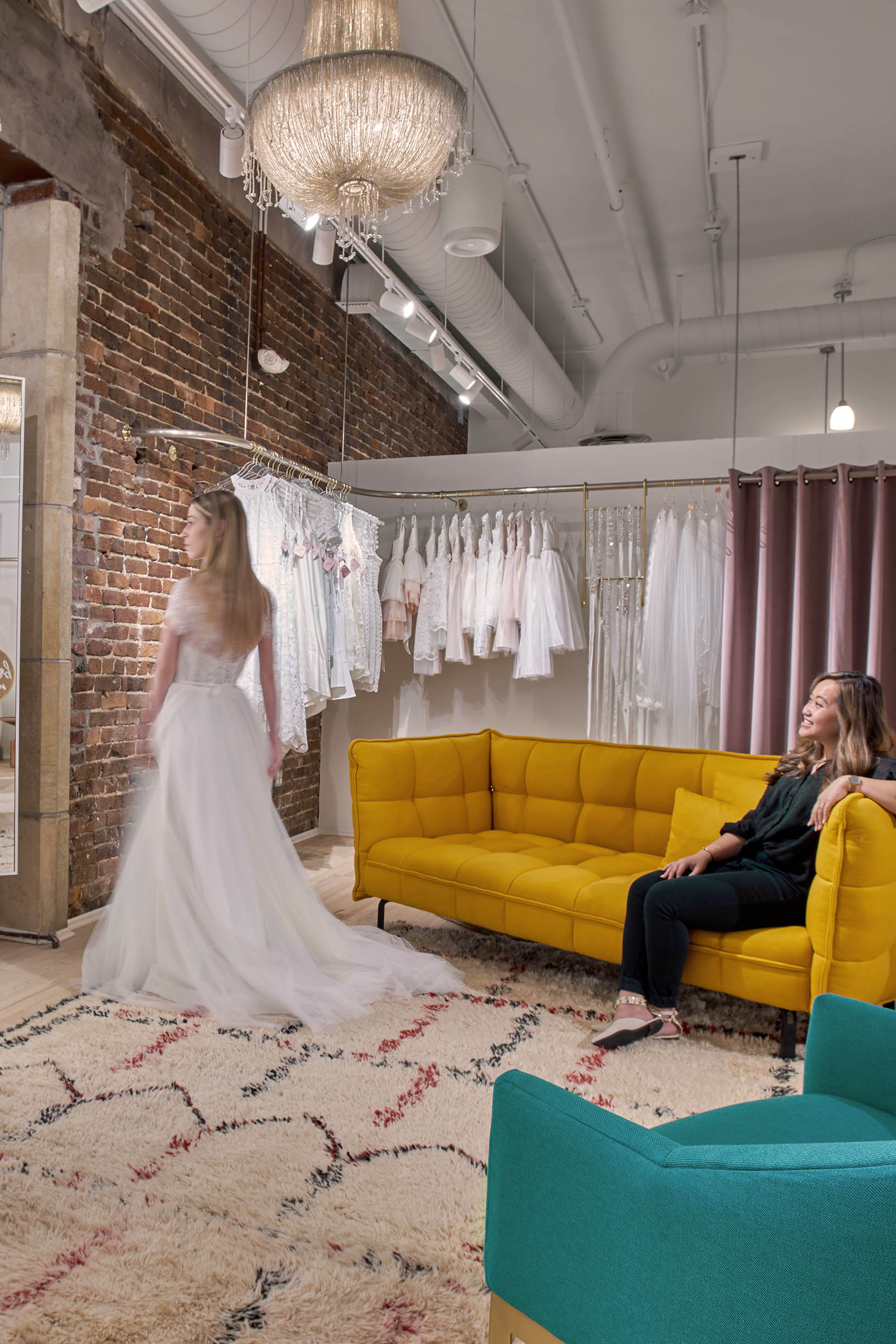 Vow'd Knoxville Store Viewing Space