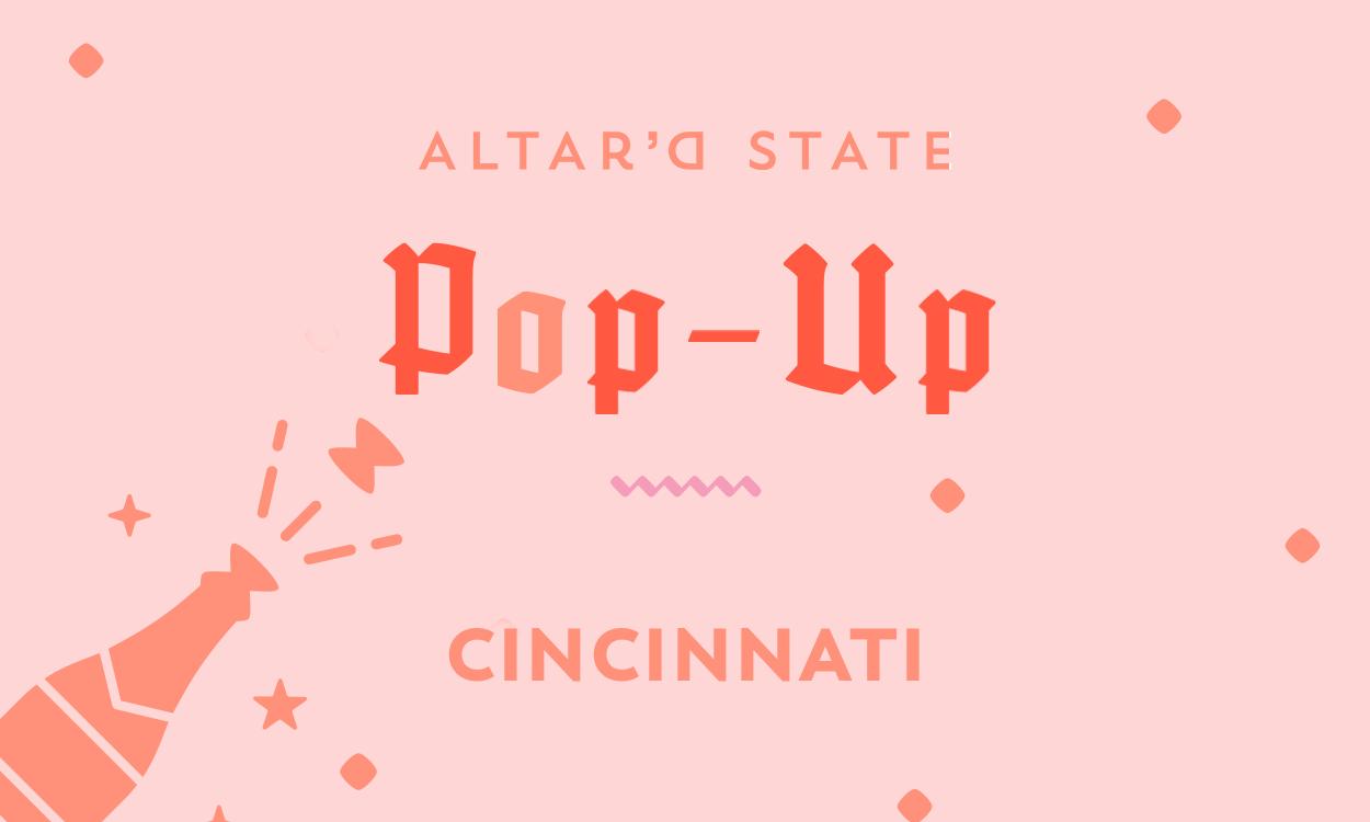 Vow'd Cincinnati Pop-Up