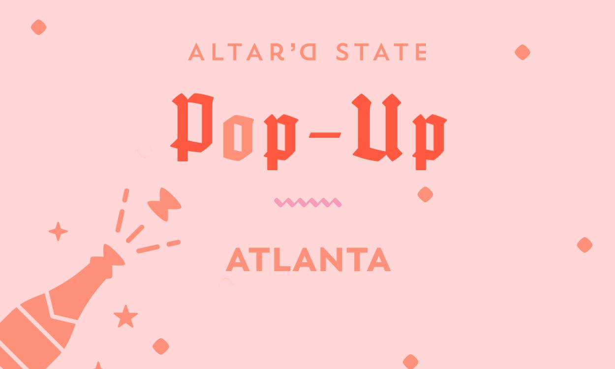Vow'd Atlanta Pop-Up