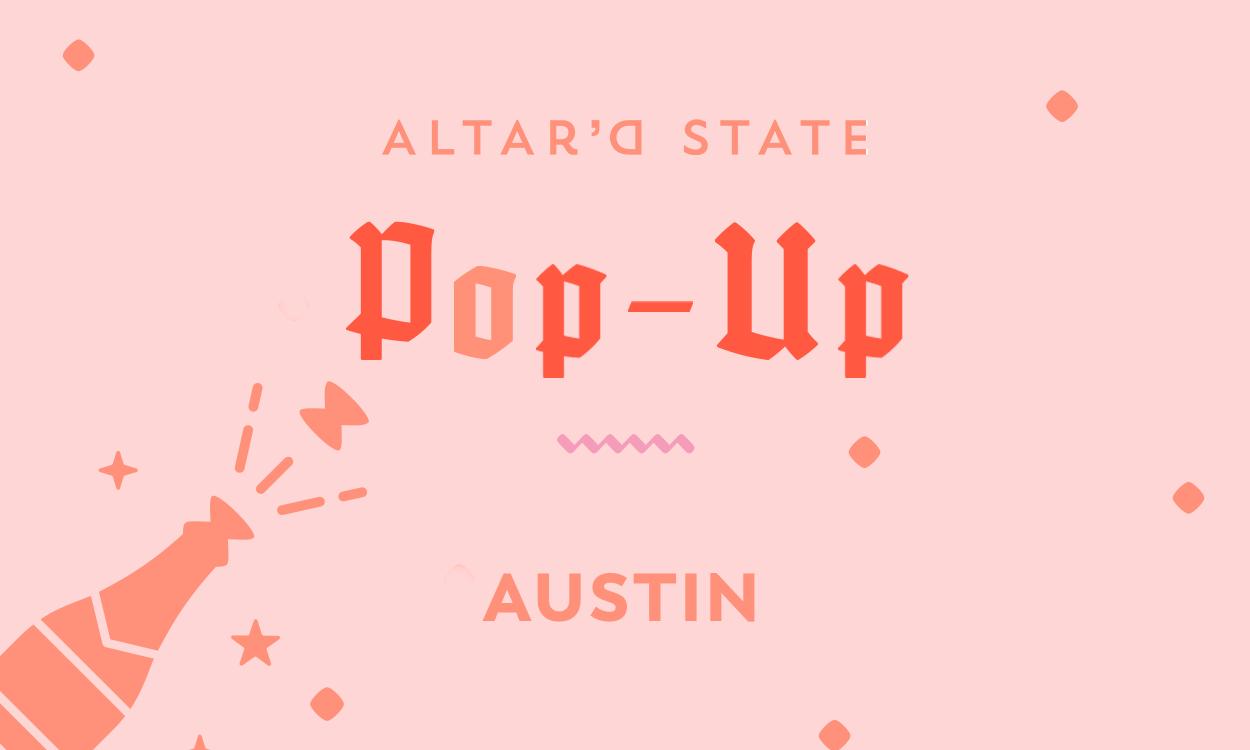 Vow'd Austin Pop-Up